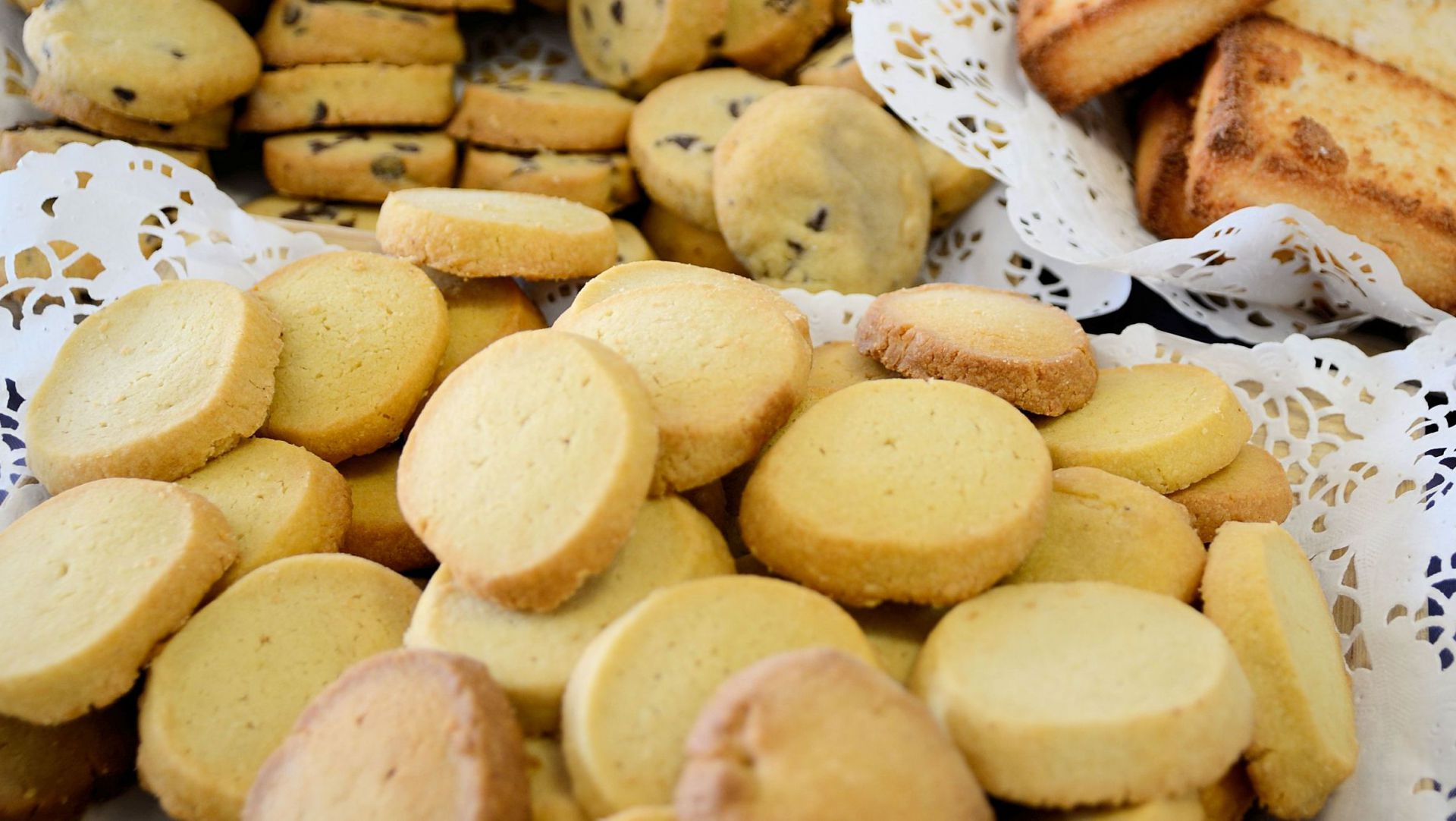 Diamants nature - Notre gamme de biscuits